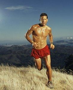 l'ultra maratoneta Dean Karnazes
