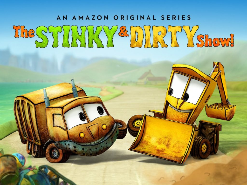 Stinky dirty show - amazon prime video