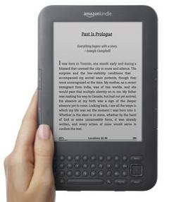 Il Kindle 3 WI-FI senza dogana presso Amazon UK
