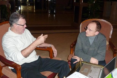 Luigi Centenaro e Barry Sears sul Personal Branding Online