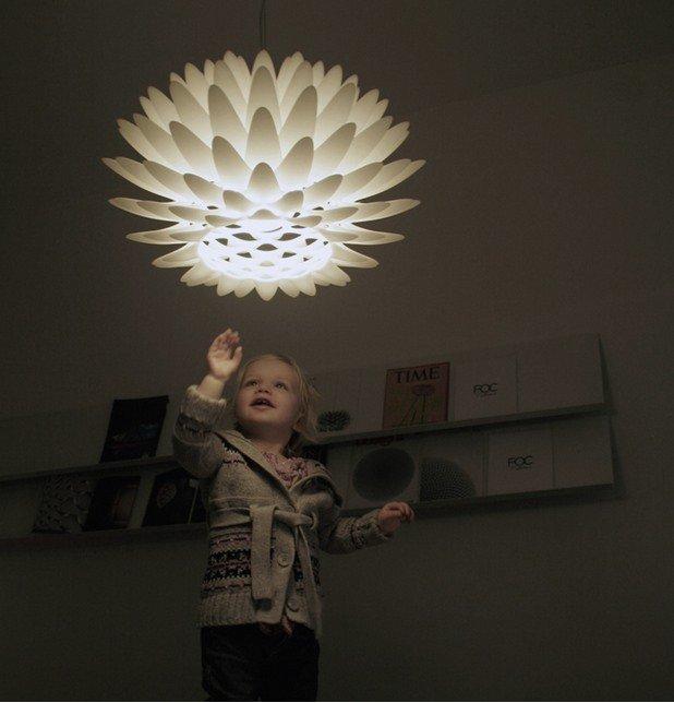 Lampada in stampa 3D