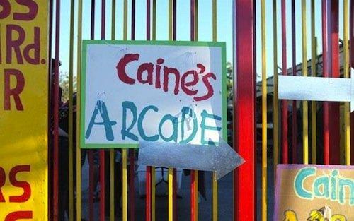 La sala giochi di Caine, la confidenza creativa e la Makers Faire Roma