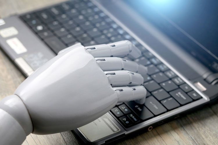innovazione professionale e trend: lavoro robotizzato