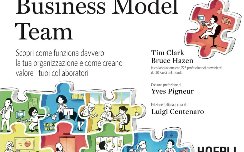 Copertina Business Model Team