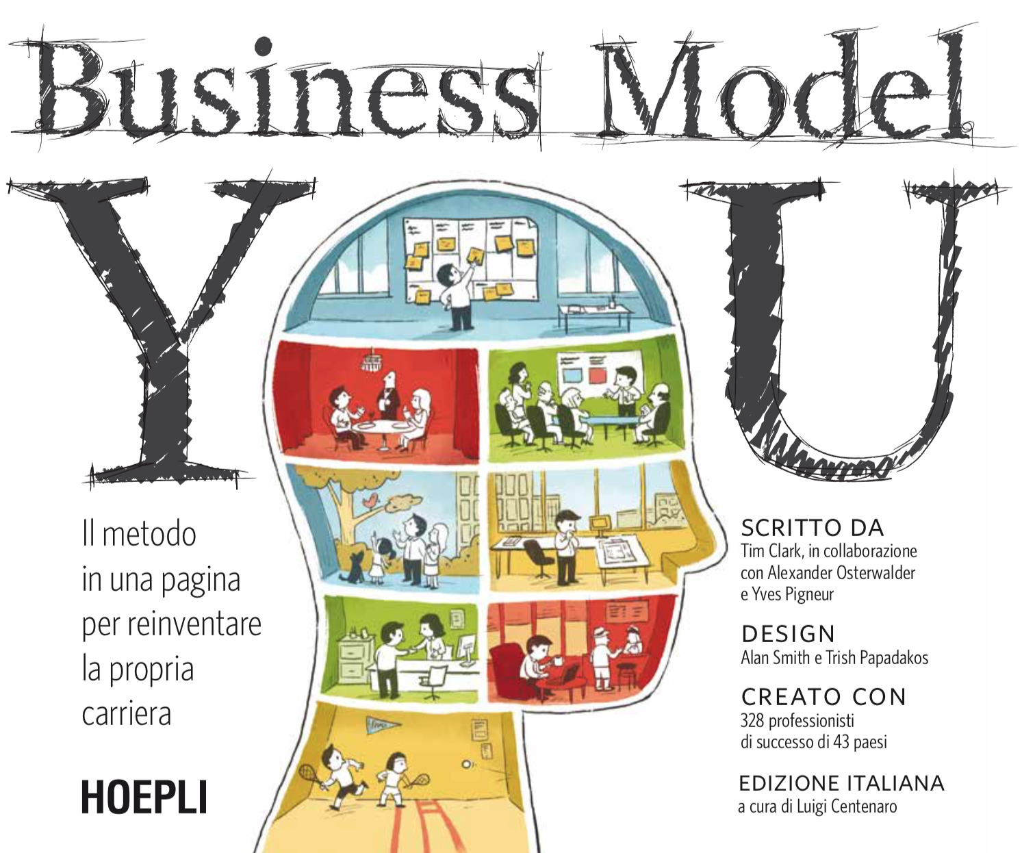 Business Model You di Tim Clark curato da Luigi Centenaro