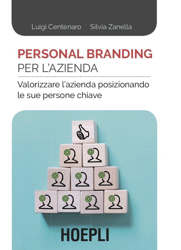Personal branding per l'azienda, hoepli